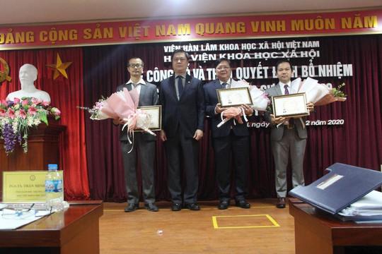 TS Phạm Minh Tuyên, Chánh án TAND tỉnh Bắc Ninh được bổ nhiệm chức danh PGS