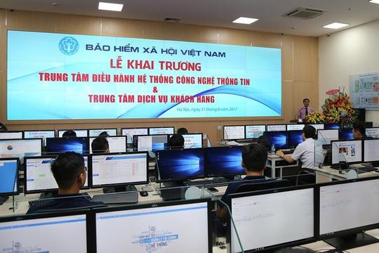 BHXH Việt Nam hoàn thành việc cung cấp các dịch vụ công mức độ 4 cho tất cả các thủ tục hành chính của Ngành