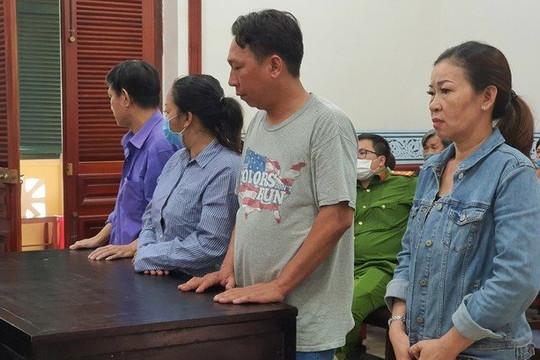 Cựu Công an lừa chạy án lĩnh 8 năm tù