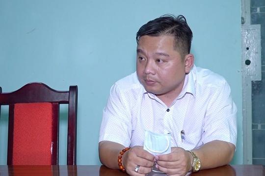 Giả danh cán bộ Bộ Công an đến làm việc với Phòng CSGT Công an tỉnh