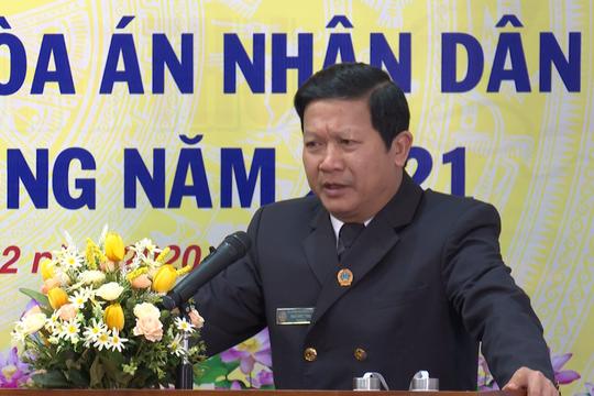 TAND hai cấp tỉnh Đắk Nông triển khai công tác năm 2021