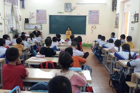 """Trường Tiểu học Đông Sơn: """"Lá cờ đầu"""" đổi mới, sáng tạo trong dạy và học"""