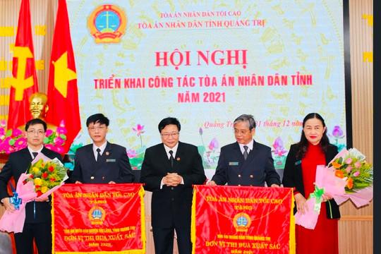 TAND tỉnh Quảng Trị triển khai công tác năm 2021