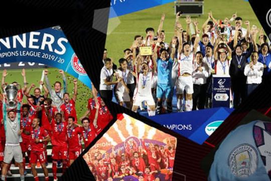 Bóng đá thế giới 2020: Covid-19, chiến công, đau thương và những trò lố