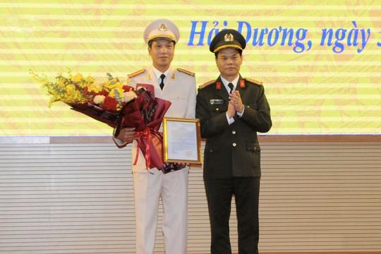 Điều động nhân sự Bộ Công an làm Phó Giám đốc Công an tỉnh Hải Dương