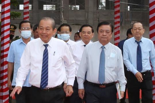 Phó Thủ tướng Trương Hòa Bình: Tạo nên một Đồng Khởi phát triển xanh, bền vững