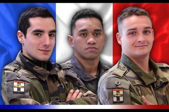 3 binh sỹ Pháp bị sát hại bởi nhóm GSIM có quan hệ tổ chức khủng bố al-Qaeda