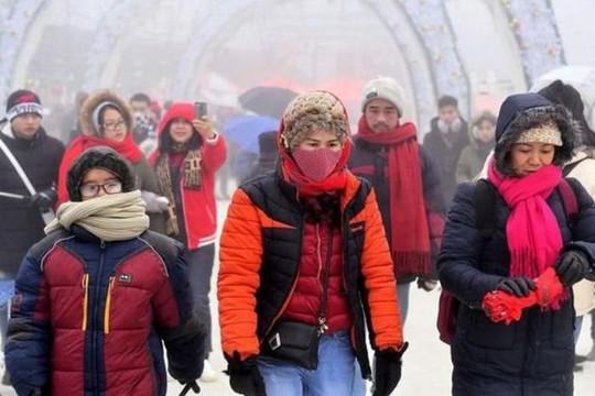 Không khí lạnh suy yếu, Bắc Bộ và Bắc Trung Bộ có nơi vẫn rét dưới 6 độ C