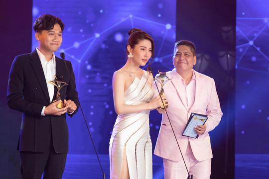 Diễm My 9X giành giải Nữ diễn viên truyền hình xuất sắc nhất