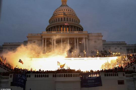 Các nhà lãnh đạo thế giới lên tiếng về vụ bạo loạn ở Quốc hội Mỹ