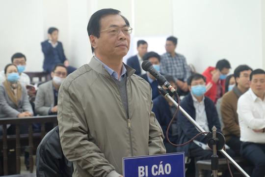 Mở lại phiên toà xét xử cựu Bộ trưởng Vũ Huy Hoàng vào ngày 18/1