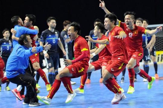 Đội tuyển Futsal Việt Nam có thể được đặc cách dự World Cup nếu giải châu Á bị hủy