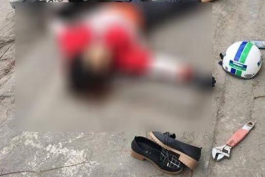 Truy bắt nghi phạm sát hại người phụ nữ đi xe máy ở Hà Nội