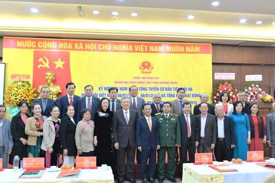 Chánh án TANDTC Nguyễn Hòa Bình dự lễ kỷ niệm 75 năm Ngày Tổng tuyển cử đầu tiên bầu Quốc hội Việt Nam