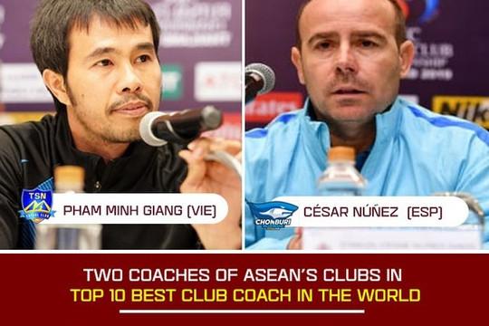 HLV Futsal Việt Nam Phạm Minh Giang lọt top 10 HLV xuất sắc nhất thế giới