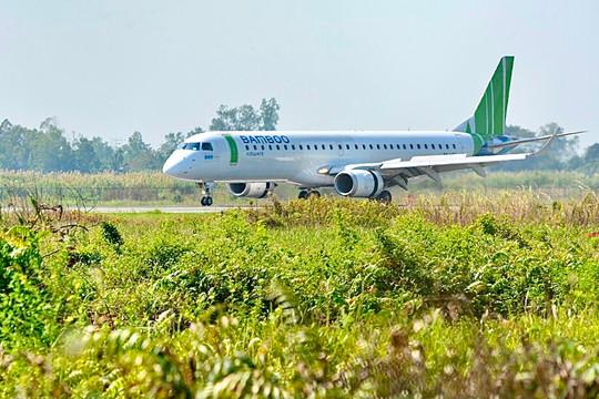Bamboo Airways chính thức khai trương đường bay Cần Thơ đi Côn Đảo, Phú Quốc