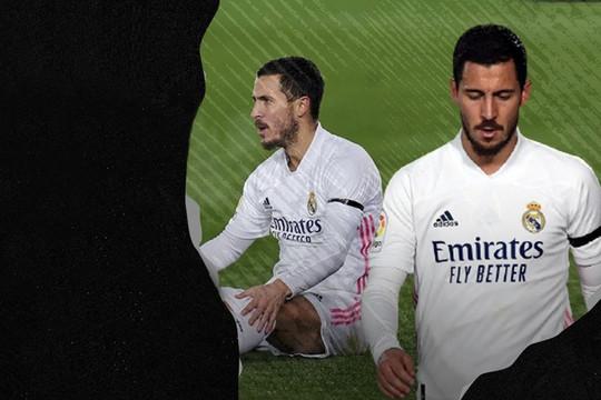 """Eden Hazard: Tìm lại """"đôi chân"""" bỏ quên ở Stamford Bridge"""