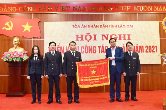TAND tỉnh Lào Cai triển khai nhiệm vụ công tác năm 2021