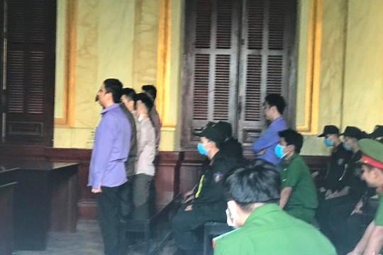 6 án tử hình cho các bị cáo trong đường dây mua bán ma túy