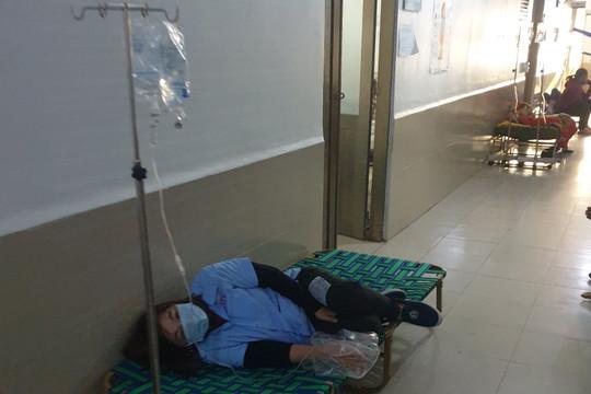 Phú Yên: 84 công nhân phải nhập viện cấp cứu vì ngộ độc thực phẩm