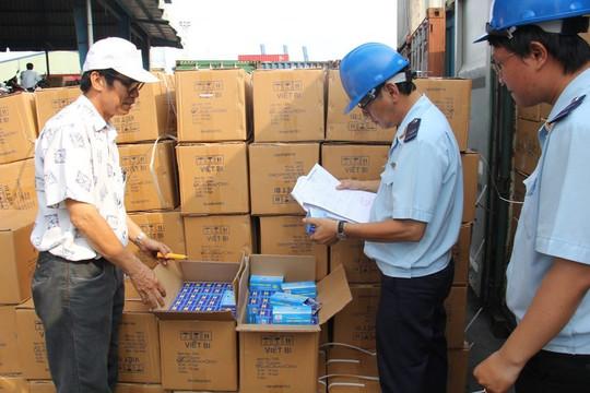 Bộ Tài chính và Tổng cục Hải quan chủ trì triển khai Đề án cải cách kiểm tra hàng hóa nhập khẩu