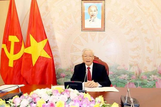 Không ngừng củng cố, phát triển quan hệ Việt Nam-Lào là vấn đề chiến lược, có ý nghĩa sống còn