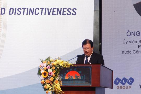 Phó Thủ tướng Chính phủ Trịnh Đình Dũng: Quảng Bình cần thực hiện 7 yếu tố để phát huy tiềm năng, lợi thế
