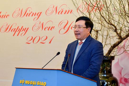 Báo chí góp phần lan tỏa thành tựu đối ngoại Việt Nam giữa đại dịch COVID-19