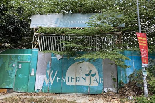 Khu nhà ở cao tầng Western Park:  Tập đoàn Đức Long Gia Lai không còn là chủ đầu tư