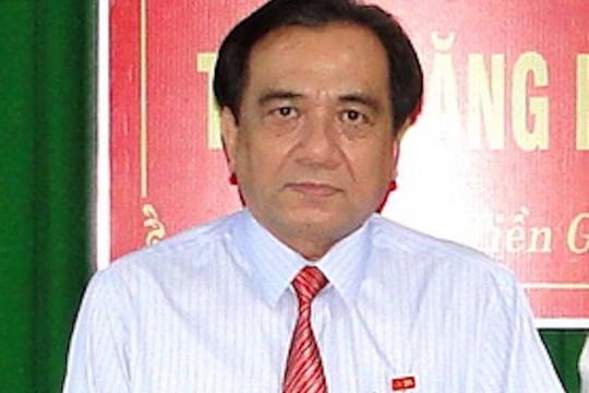 Khởi tố bắt tạm giam Chánh Văn phòng Sở Y tế Tiền Giang vì nhận hối lộ