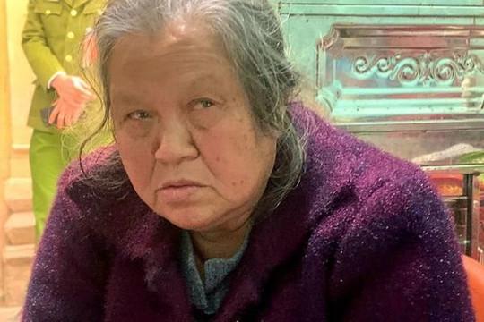 Khởi tố bà lão 75 tuổi cầm đầu đường dây ma túy