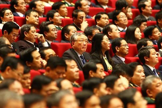 Hôm nay, Đại hội XIII của Đảng bắt đầu tiến hành công tác nhân sự