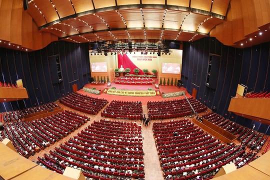 Thông qua số lượng Ủy viên Ban Chấp hành Trung ương Đảng khoá XIII là 200 đồng chí