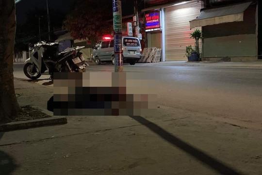Mâu thuẫn tại quán nhậu, nam thanh niên bị đâm tử vong trong đêm