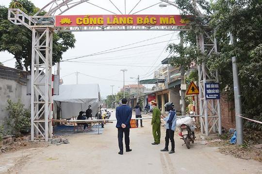 Quảng Ninh thực hiện giãn cách xã hội toàn bộ thị xã Đông Triều
