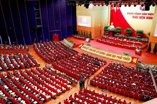 Đoàn Chủ tịch xem xét trường hợp xin rút khỏi danh sách ứng cử, đề cử BCH Trung ương Đảng khoá XIII