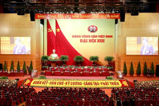 Việt Nam nhận gần 300 thư, điện chúc mừng của các đảng, tổ chức gửi tới Đại hội XIII