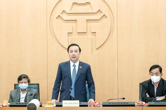 Đề xuất cho học sinh Hà Nội nghỉ học sớm để phòng dịch