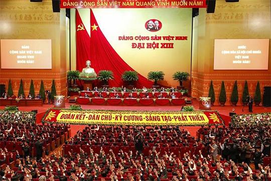 Điều chỉnh chương trình làm việc, Đại hội XIII của Đảng sẽ bế mạc sớm hơn 1 ngày