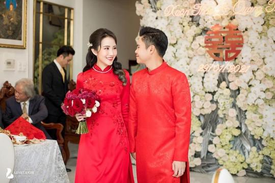 Hé lộ ảnh cưới của thiếu gia Phan Thành và cô dâu Primmy Trương