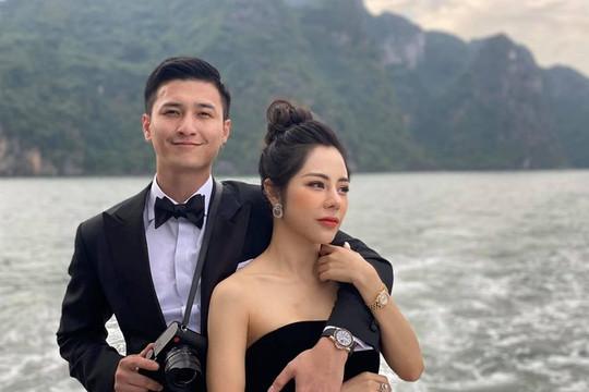 Huỳnh Anh cầu hôn bạn gái sau hai tháng công khai tình cảm