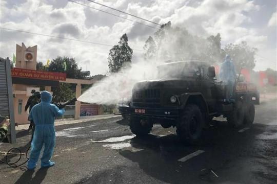 Gia Lai: Ghi nhận 6 ca dương tính với SARS-CoV-2, hơn 50 tình nguyện viên xung phong vào tuyến đầu chống dịch