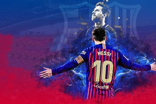 Rò rỉ hợp đồng của Messi: Kỷ lục nhưng tương xứng