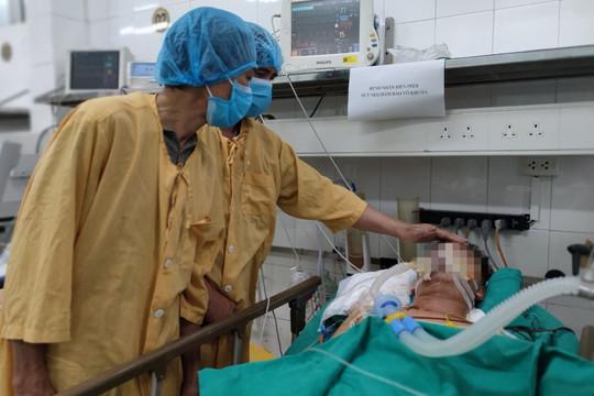 Sau tai nạn giao thông, chàng trai Kon Tum hiến tạng cứu 4 người