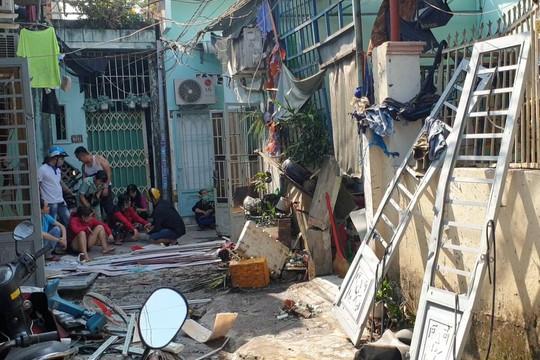 Căn nhà trong khu dân cư phát nổ, một người nguy kịch