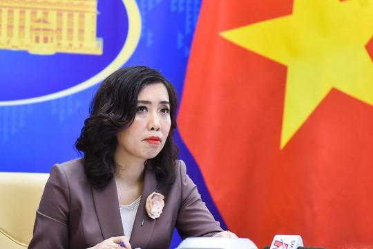 Xác minh thông tin Trung Quốc xây dựng căn cứ tên lửa sát biên giới Việt Nam