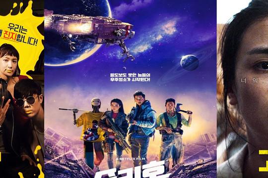 Điện ảnh Hàn Quốc bùng nổ với những siêu phẩm bom tấn