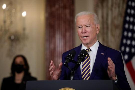 """Tổng thống Biden gọi Trung Quốc là """"đối thủ cạnh tranh chính"""" của Mỹ"""