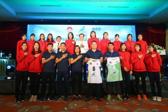 Chính thức ra mắt Đội bóng chuyền nữ Bamboo Airways Vĩnh Phúc, đặt mục tiêu lọt top 8 đội mạnh quốc gia