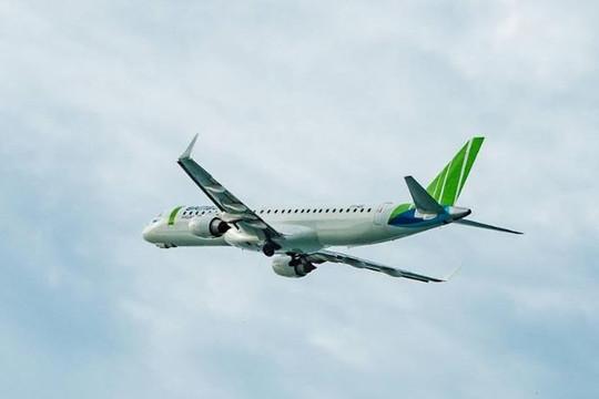 Bamboo Airways đưa vào khai thác đường bay kết nối TP Hồ Chí Minh – Rạch Giá